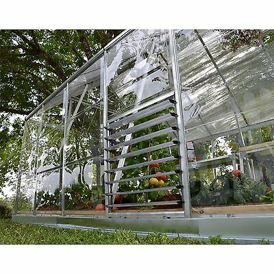 Maze GREENHOUSE LOUVER WINDOW Increases Airflow, Helps To Cool Down *Aust Brand