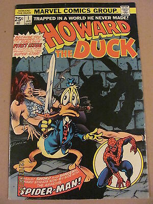 Howard the Duck #1 to #31 & Annual #1 Marvel Bronze Age Guardians of the Galaxy