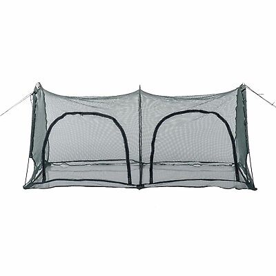 Maze GARDEN NET TUNNEL Secures Against Strong Winds, Foldable*AUS Brand- 2 Or 3m