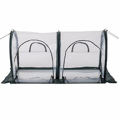 Maze GARDEN POLY TUNNEL Secures Against Strong Winds, Foldable*AUS Brand-2 Or 3m