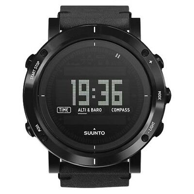Suunto Essential Watch (Carbon) (AUST STK)