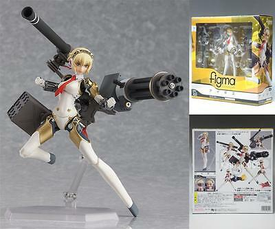 New figma Persona 4 Aigis The ULTIMATE ver. PVC Figure Japan Max Factory