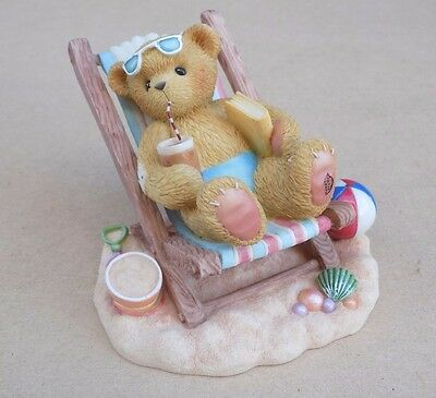 ENESCO Cherished Teddies Figurine - Ron 706647E