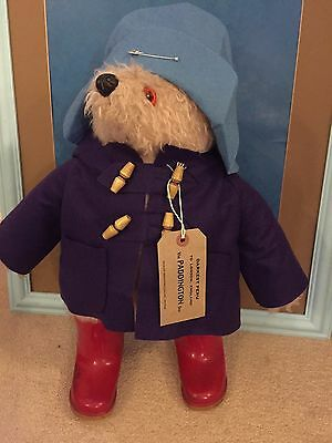 Hard to find Rare perfect  Paddington bear 1974  by Gabrielle Designs  no 957892
