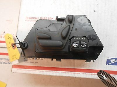 04 Mercedes S-class 220 right rear seat switch A 2208212479  PL0397