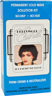HollyWood Curly Perm - The Glossy Wet Look - *BNIB* *LIMITED STOCK*