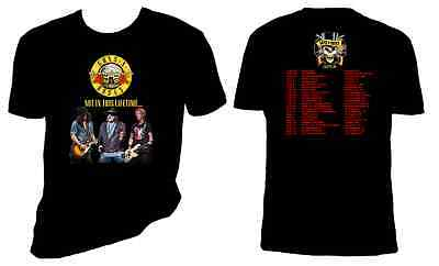 guns n roses t shirt, GNR, Not in this Lifetime tour 2016 tee, GNR tee,  s-6x