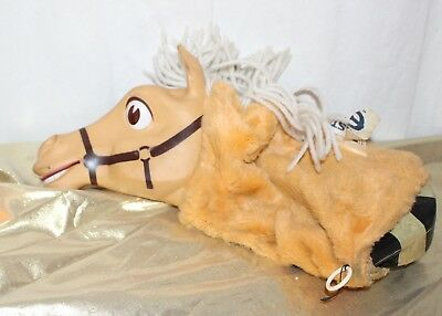 Vintage Mattel Talking Mr Ed Puppet