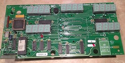 Pacemaster Pro-Plus II Treadmill Upper Motherboard