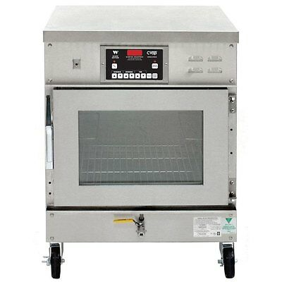 Winston CAC507 CVap Cook & Hold 7cf Electric Undercounter Oven Half Size