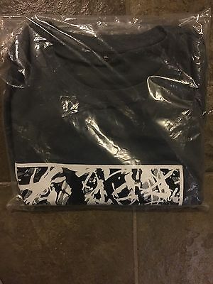 John Squire Of The Stone Roses - OFFICIAL 2003 Tour shirt, XLarge, UK, Japan Etc