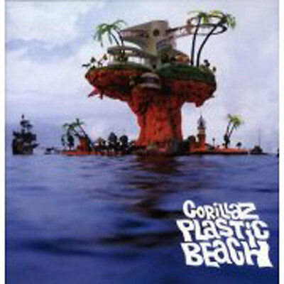 Gorillaz - Plastic Beach NEW 2 x LP