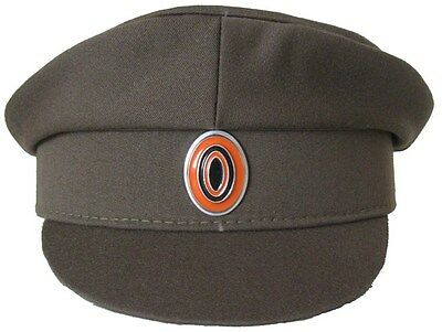 Imperial Russian Army Lower Ranks Peaked Cap M1907 WW1, Replica