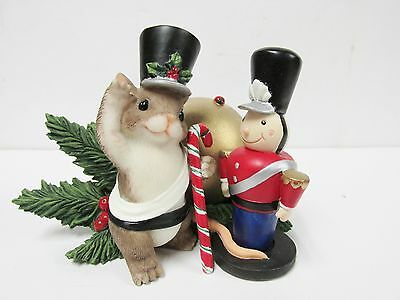 Charming Tails 87/165 *  I Salute You - RETIRED * Brand New in Box!