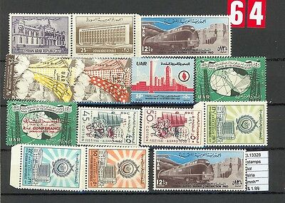 Stamps Lot Syria  Mnh** (L13328)