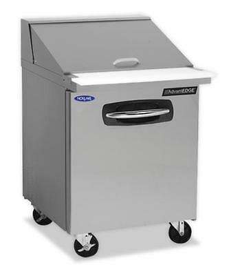 "Nor-Lake 27-1/2"" Mega Top Refrigerated Counter Sandwich or Salad Unit"