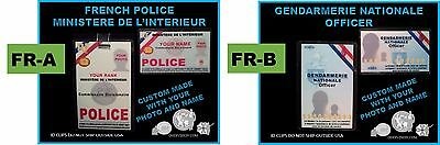 INTERNATIONAL / FRENCH movie OO DIVISION COLLECTOR SETS choose your movie ID set