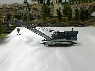 Jouef HO Scale Cockrill Crane