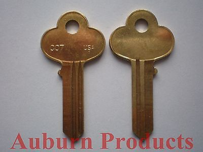 Co7 Corbin Key Blank / 30 Key Blanks / Free Shipping / Check For Discounts
