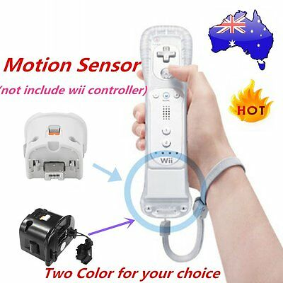 Motion Plus MotionPlus Adapter Sensor for Nintendo Wii Remote Controller NEW ZX