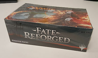Magic MTG Fate Reforged Booster Box FACTORY SEALED