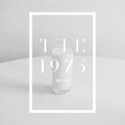 "The 1975 Milk limited edition WHITE vinyl 7"" NEW/SEALED"