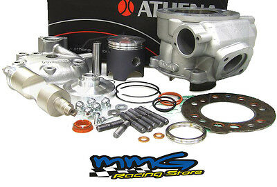 Kit Cilindro 170cc completo con culata Athena Yamaha dt 125 Derbi GPR 125