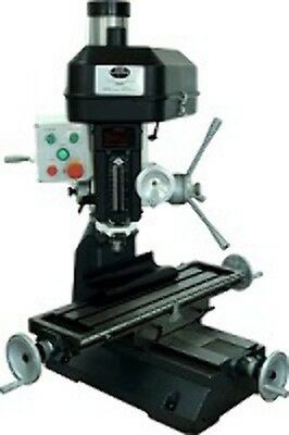 Grip GM30 Belt Drive Drilling and Milling Machine