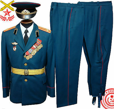 RAR Original Soviet military Parade uniform RWSN USSR Russian land-based ICBM