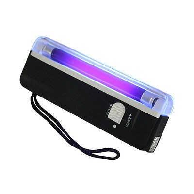 Handheld UV Currency Detector Suitable for Testing the Fake Money
