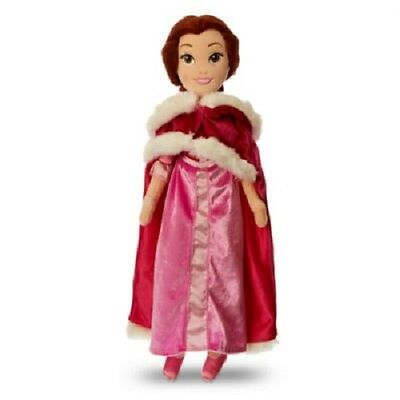 Disney Beauty And The Beast Belle Soft Toy BNWT Genuine Disney Product