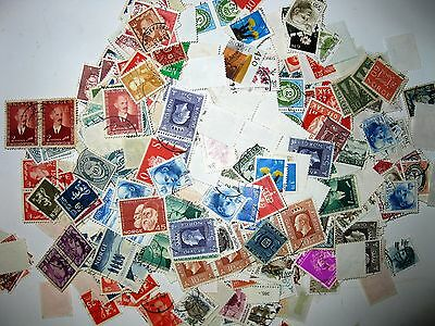 NORWAY Amazing Lot 100+ Very Fine & Fine All Different Miscellaneous Used Stamps