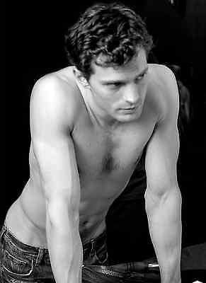 Unofficial JAMIE DORNAN Christian Grey 10 *Glossy A4 print Poster - Fifty Shades