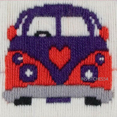 Anchor Campervan Long Stitch 1st Kit Victor
