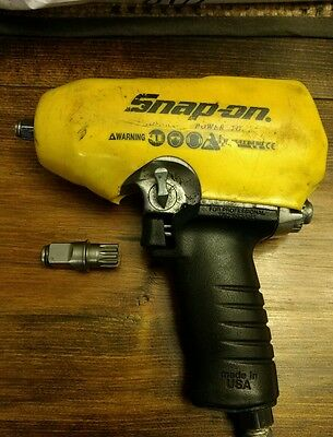 """Snap-On IM3100 3/8"""" and 1/2"""" Drive Pneumatic Air Impact Wrench!!"""