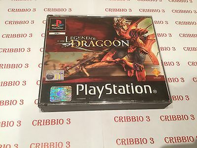 The Legend of Dragoon - Sony Playstation - PS1 PSX - PAL ITA