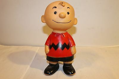 Vintage Charlie Brown figurine, 1950's United Feature Syndicat, NF