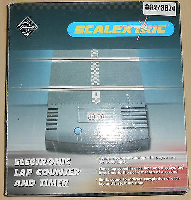Scalextric 882/3674 Lap Counter/Timer