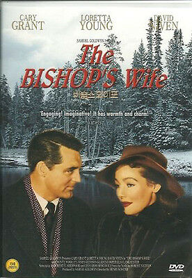 The Bishop`s Wife (1947) Henry Koster, Cary Grant / DVD, NEW