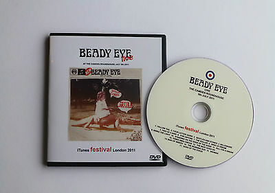 Beady Eye LIVE at The iTUNES Festival 2011 DVD
