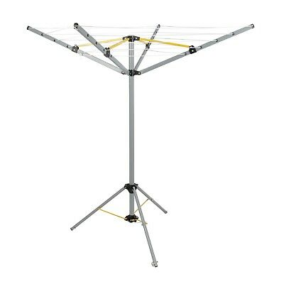 NEW OZtrail Deluxe Folding Clothesline