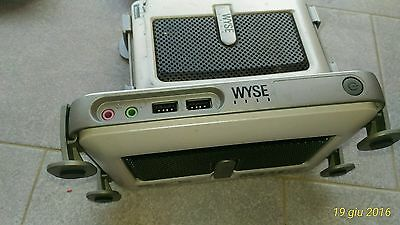 Lotto 5 Pc - WYSE S50  SX0 Linux Winterm Thin Client
