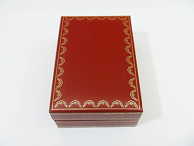Vintage 1990/2000's Cartier Lighter Box Case Instruction Booklet COCA0003