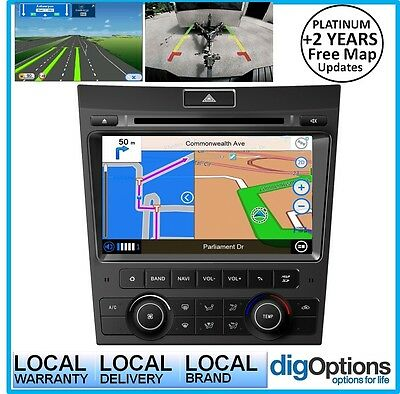 #Android Navigation GPS For Holden Commodore VE Series 1 Indash Stereo Car Radio