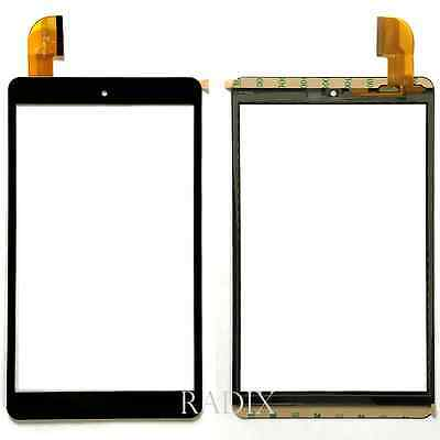 Touch Screen Digitizer Glass for Alba 8 Inch 16GB Wi-Fi Android Tablet AC80CPLV2