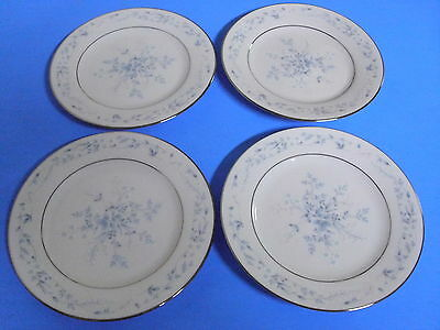 Lot Of 4 Noritake Carolyn Bread + Butter Plates 6 1/4 Inches
