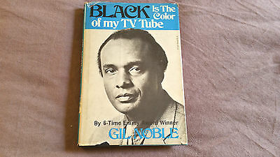 """""""Black is the Color of My TV Tube"""" - Gil Noble HCDJ 1981 RARE!"""