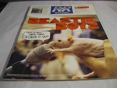 Radio & Records Newspaper Apr 30 2004 Beastie Boys Check It Out