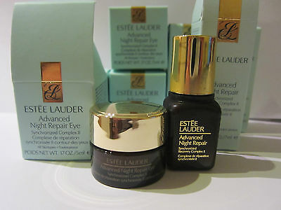 Estee Lauder Advanced Night Repair  Synchronized Complex Ii Face And Eye Set