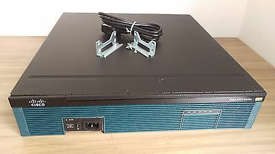 CISCO2921/K9 Integrated Services Router  FULLY TESTED